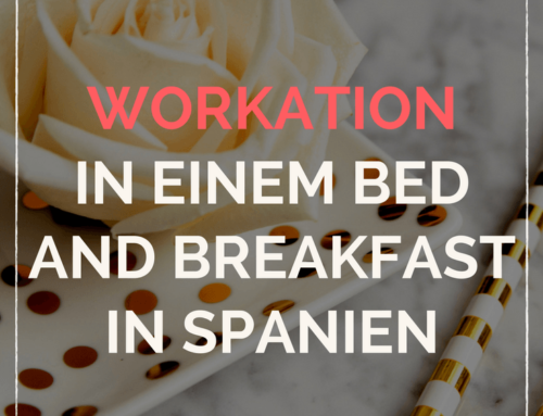 Gastartikel: Workation in einem Bed and Breakfast