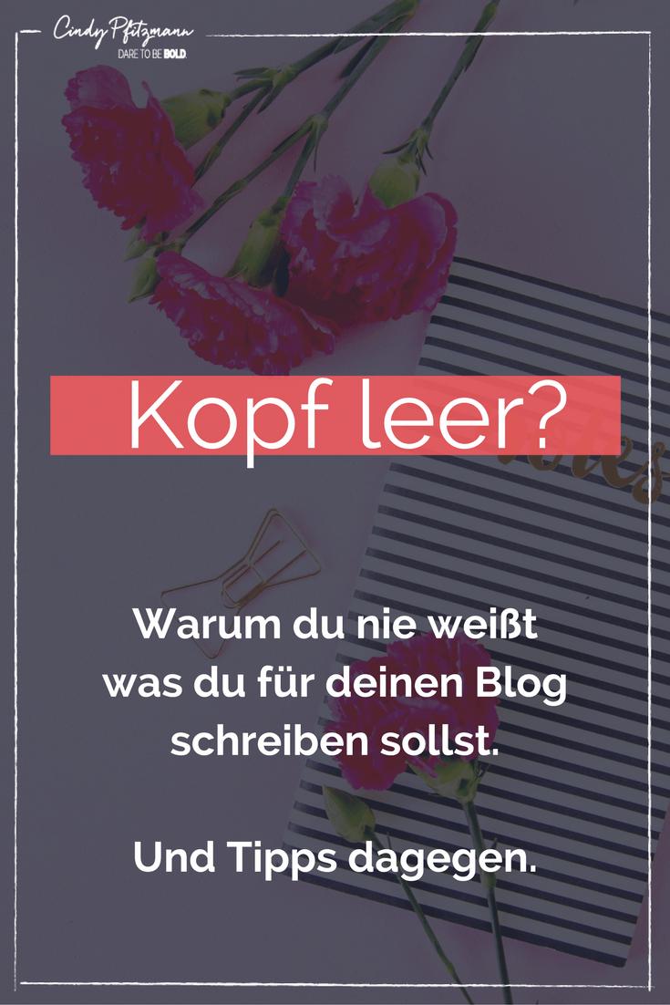 blog-schreiben