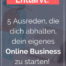 online business ausreden