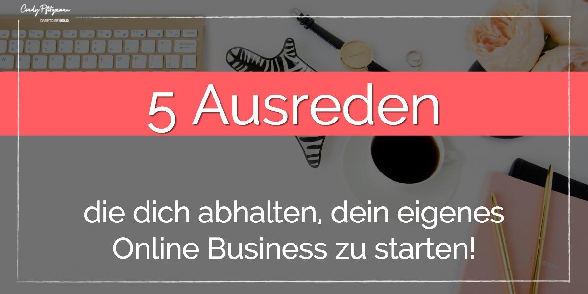 Eigenes Business Starten