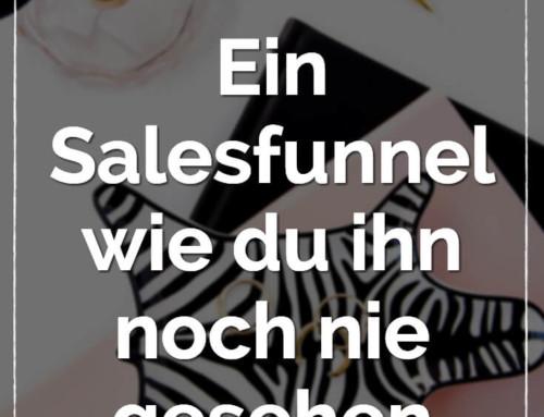 WTFunnel – Sales Funnel super einfach erklärt