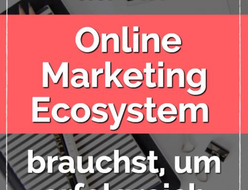 Was ist ein Online Marketing Ecosystem