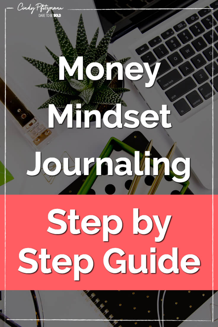money journaling guide pin