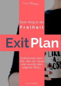 Exit Plan Cover Cindy Pfitzmann