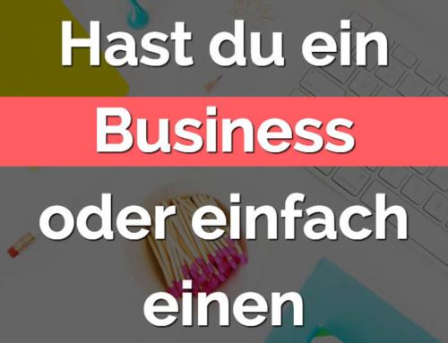 Unternehmer Mindset – Video