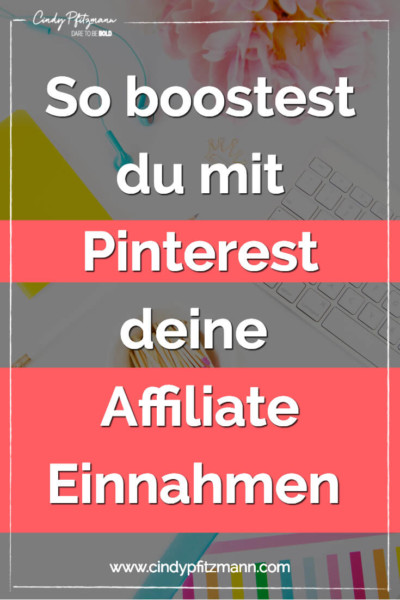 pinterest affiliate pin