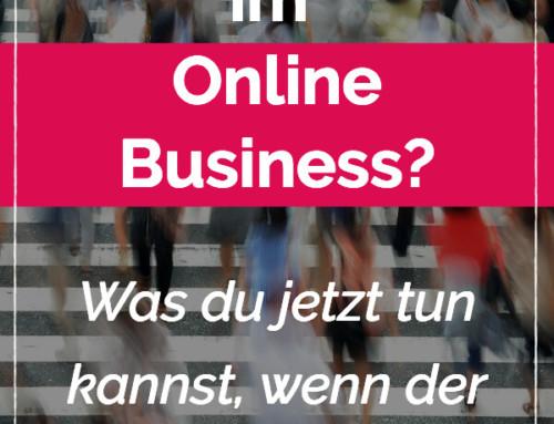 Erfolglos im Online Business